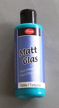 VIVA Decor Matt-Glas